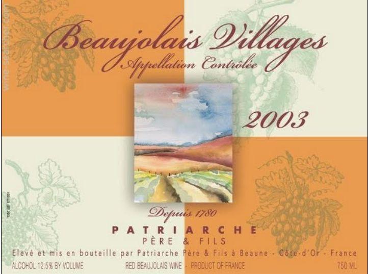 Patriarche Pere & Fils Beaujolais-Villages