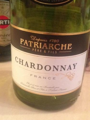patriarche pere & fils chardonnay (bourgogne)