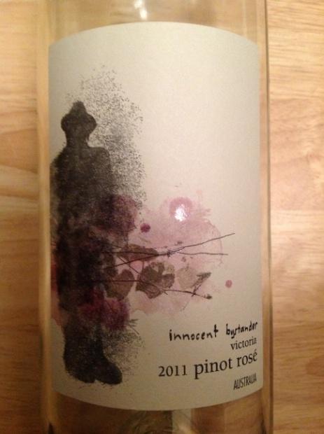 旁观者黑皮诺桃红Innocent Bystander Pinot Rose