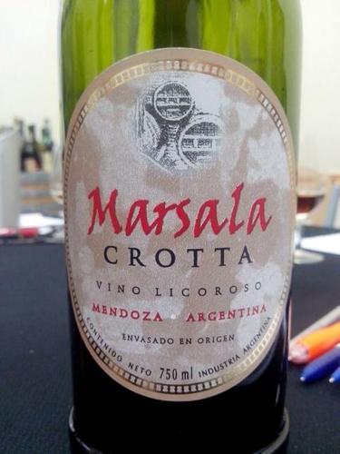 克罗塔玛莎拉加强酒Bodegas Crotta Marsala