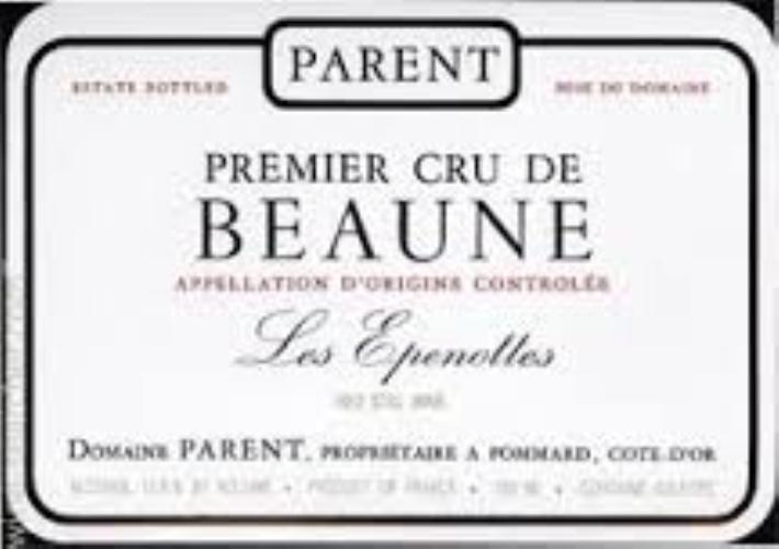 巴航伊佩诺特园干红Domaine Parent Les Epenottes