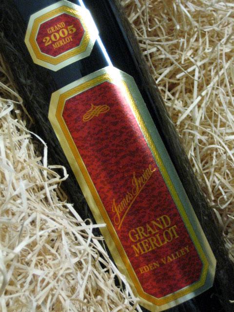尔文大梅洛干红Irvine Grand Merlot