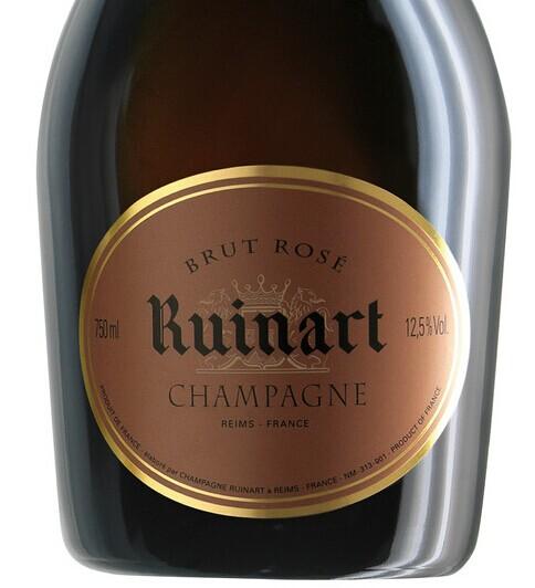 汝纳特修士桃红香槟Champagne Ruinart Dom Ruinart Rose