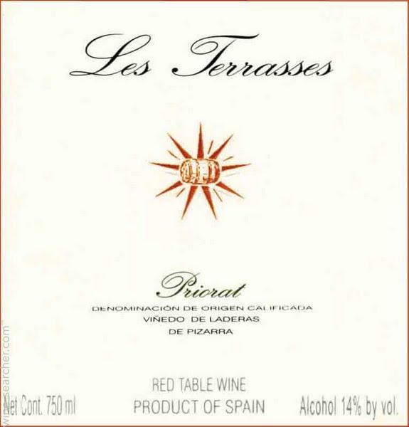 奥瓦帕乐露天干红Alvaro Palacios Les Terrasses