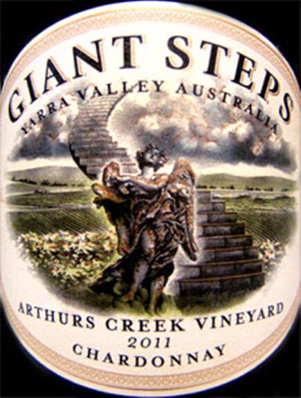 巨步阿瑟溪霞多丽干白Giant Steps Arthurs Creek Vineyard Chardonnay