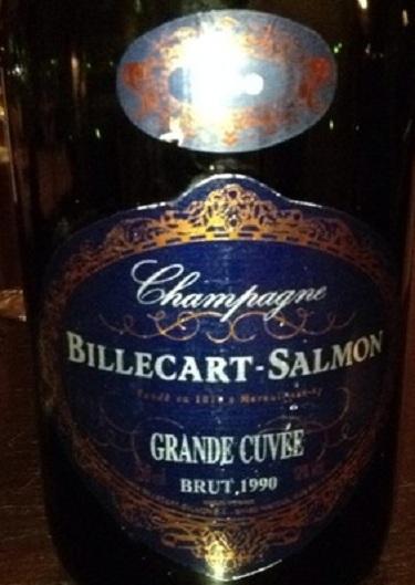 沙龙帝皇顶级特酿香槟Champagne Billecart-Salmon Grande Cuvee Brut