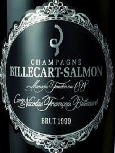 沙龙帝皇尼古拉斯香槟Champange Billecart-Salmon Nicolas Francois Billecart