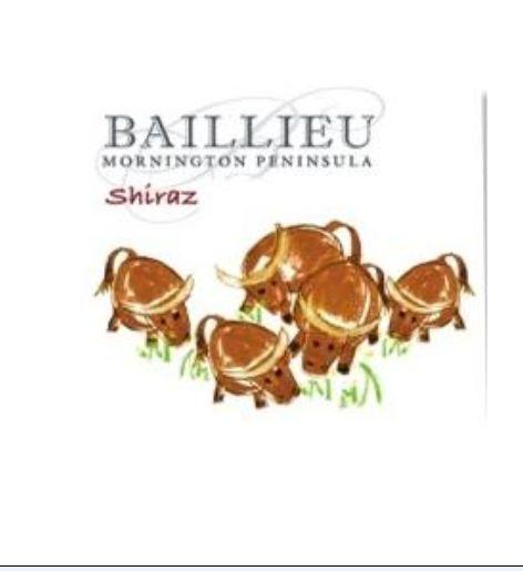 柏烈西拉干红Baillieu Vineyard Shiraz