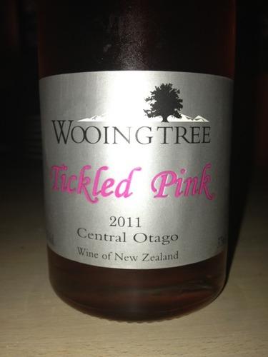 爱之树喜悦桃红葡萄酒Wooing Tree Tickled Pink