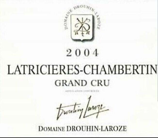 拉厚泽拉奇希尔-香贝丹园干红Domaine Drouhin-Laroze Latricieres-Chambertin