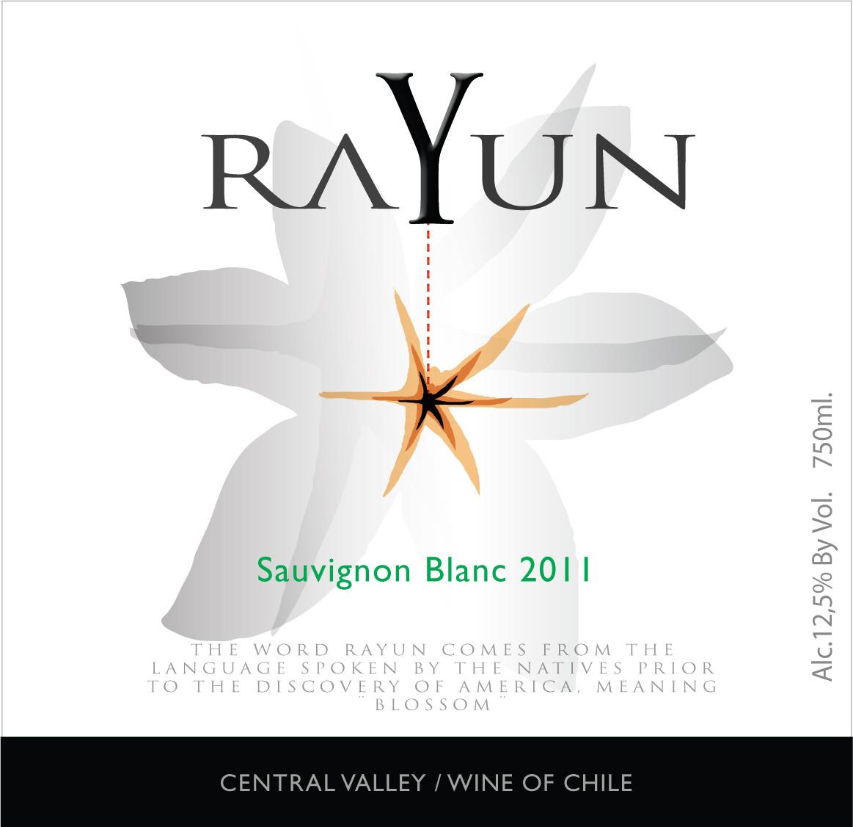 蕾韵长相思干白Rayun Varietal Sauvignon Blanc