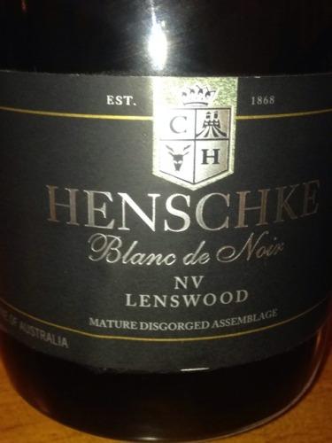 翰斯科兰斯林黑中白起泡酒Henschke Lenswood Blanc de Noir