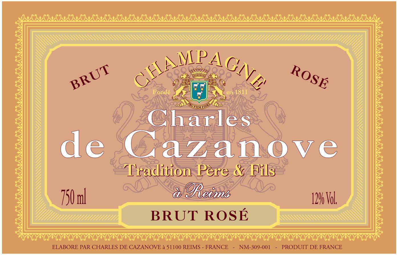 charles de cazanove millesime brut champagne blend (champagne)