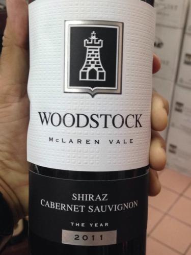 伍德斯托西拉赤霞珠干红Woodstock Shiraz - Cabernet Sauvignon