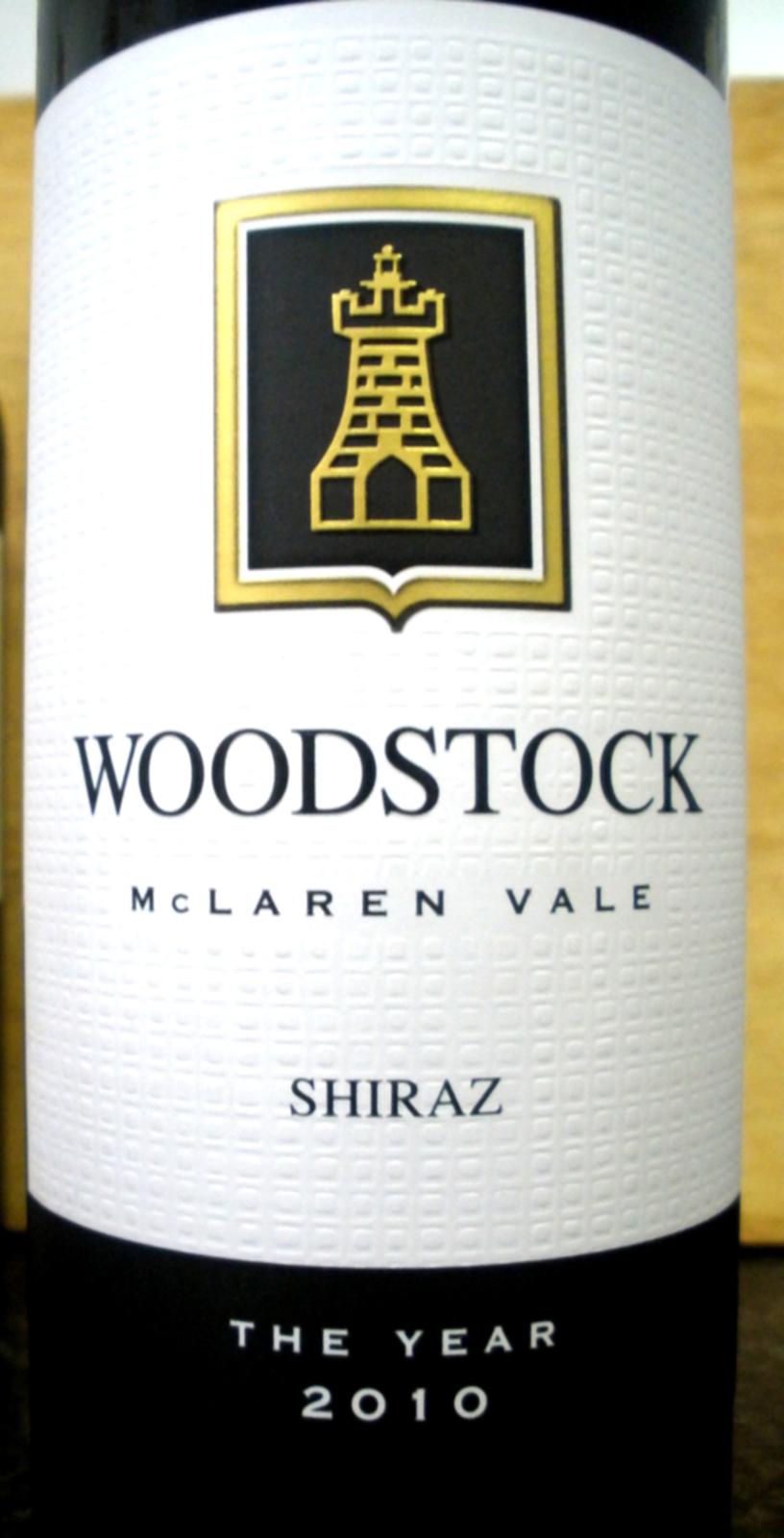 伍德斯托西拉干红Woodstock Shiraz