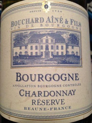 bouchard aine & fils chardonnay (bourgogne)