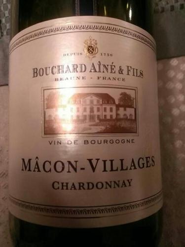 Bouchard-Aine & Fils Macon-Villages