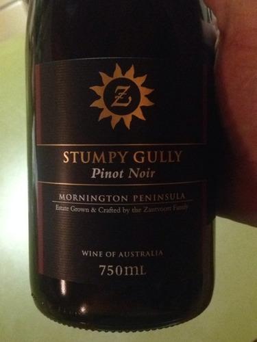 斯当皮黑皮诺干红Stumpy Gully Wines Pinot Noir