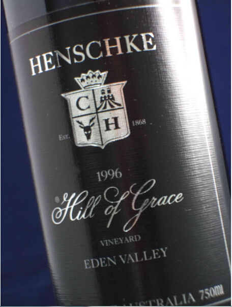 翰斯科神恩山干红Henschke Hill Of Grace
