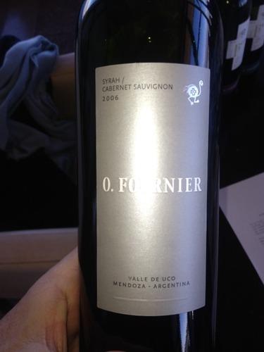 欧佛尼西拉-赤霞珠干红O. Fournier Syrah Cabernet Sauvignon