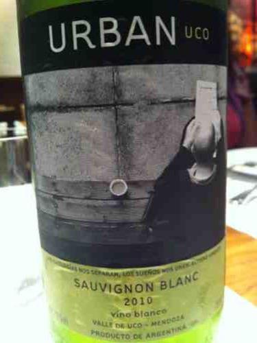 欧佛尼城市乌格长相思干白O. Fournier Urban Uco Sauvignon Blanc