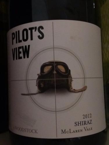 伍德斯托飞行员的视野西拉干红Woodstock Pilot's View Shiraz