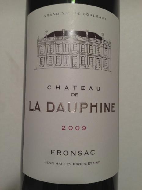 都妃城堡干红Chateau de la Dauphine