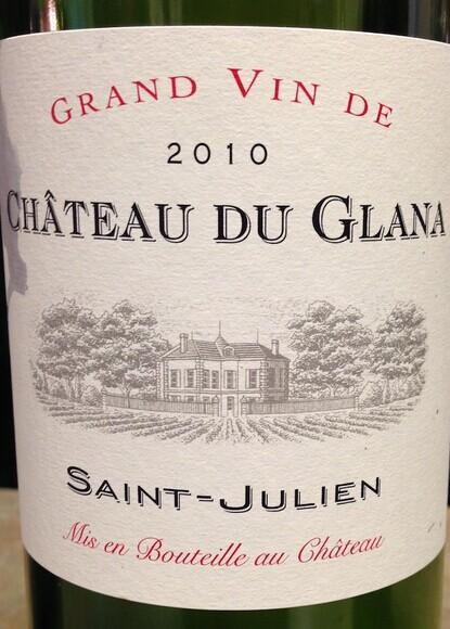 格拉娜波尔多混酿干红Chateau du Glana