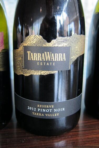 泰拉若拉珍藏黑皮诺干红TarraWarra Estate Reserve Pinot Noir