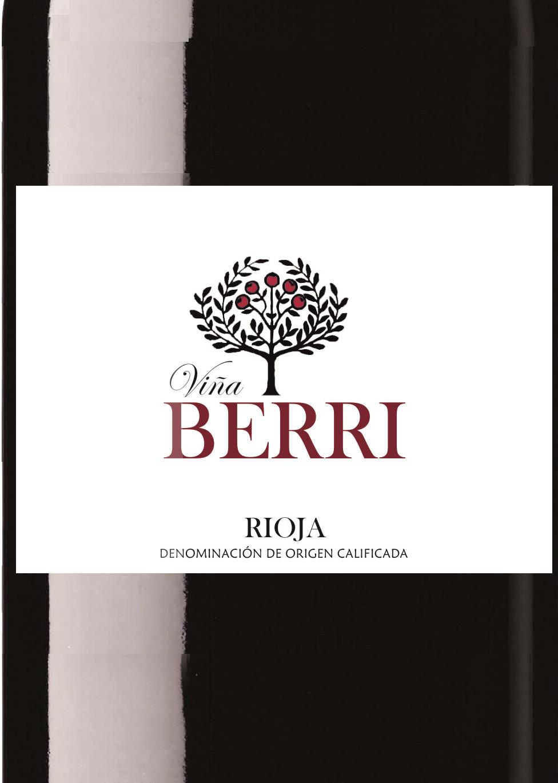 曼扎诺思酒堡贝瑞干红Manzanos Wines Vina Berri Tinto