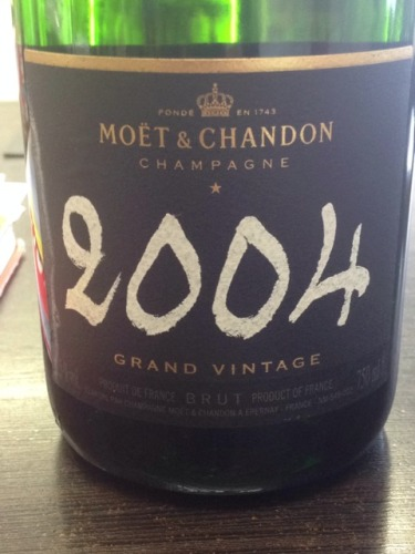 酩悦特级年份珍藏干型香槟Champagne Moet & Chandon Grand vintage Collection Brut