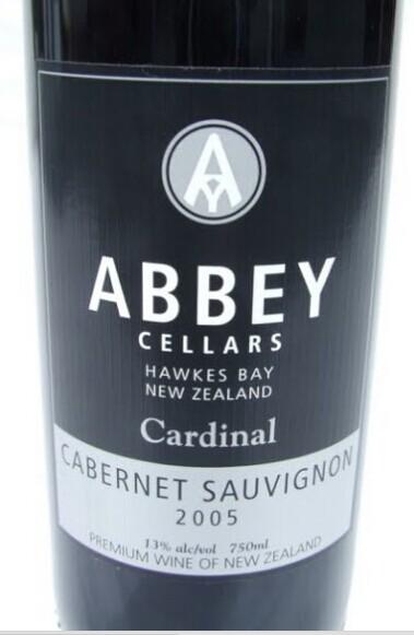 修道院预言家干红Abbey Cellars Prophet