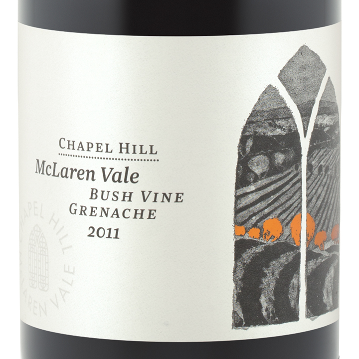 礼拜山青藤歌海娜干红Chapel Hill Winery Bush Vine Grenache