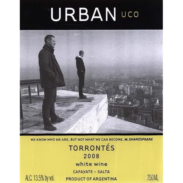 欧佛尼城市乌格特浓情干白O. Fournier Urban Uco Torrontes