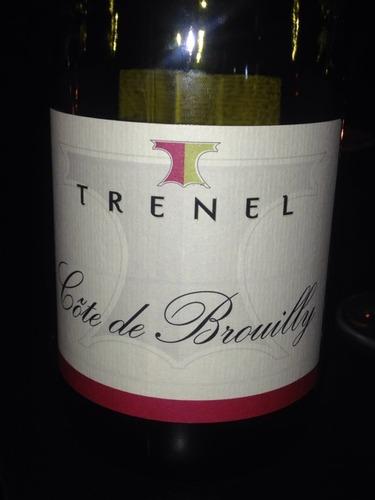 Trenel & Fils Cote de Brouilly