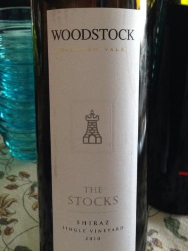 伍德斯托家常设拉子干红Woodstock The Stocks Shiraz