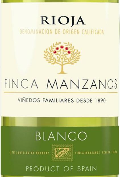 曼扎诺思酒庄干白Finca Manzanos Blanco