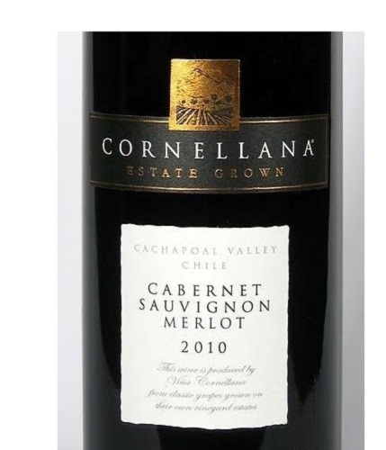 罗莎唐瑞卡限量珍藏赤霞珠梅洛干红Vina La Rosa Don Reca Limited Release Merlot Cabernet Sauvignon