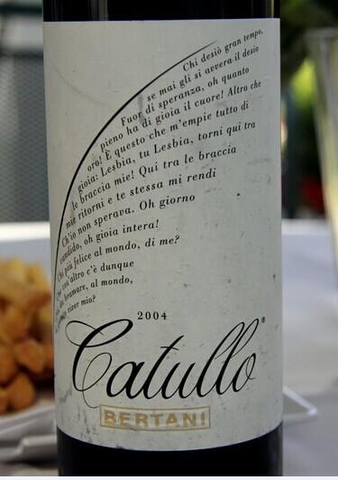 Bertani Catullo Veneto IGT