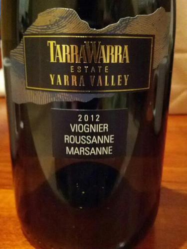 泰拉若拉维欧尼玛珊瑚珊干白TarraWarra Estate Viognier - Marsanne - Roussanne