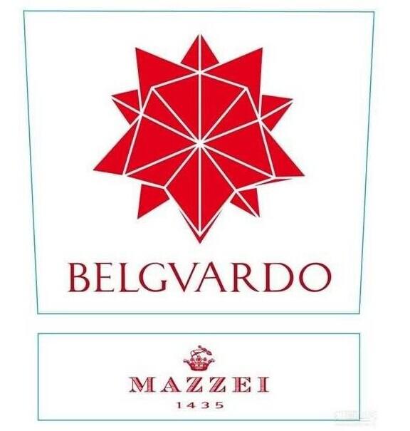 马泽世家泊瓜多迈瑞玛桃红Marchesi Mazzei Tenuta Belguardo Rosato Maremma Toscana IGT