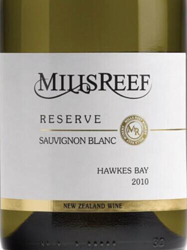 米尔瑞福珍藏长相思干白Mills Reef Reserve Sauvignon Blanc