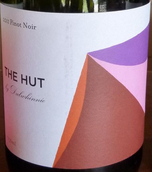 达尔维尼棚屋黑皮诺干红Dalwhinnie The Hut Pinot Noir