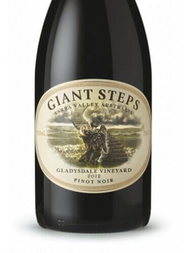巨步格拉迪斯戴尔黑皮诺干红Giant Steps Gladysdale Vineyard Pinot Noir