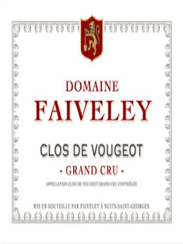 法维莱伏旧园干红Domaine Faiveley Clos de Vougeot