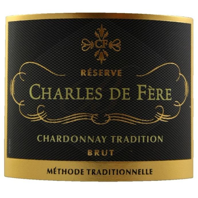 迪费传统霞多丽起泡酒Charles de Fere Tradition Chardonnay Brut