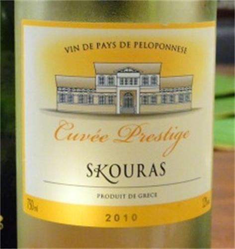 斯古洛斯精品特酿干白Skouras Cuvee Prestige Blanc