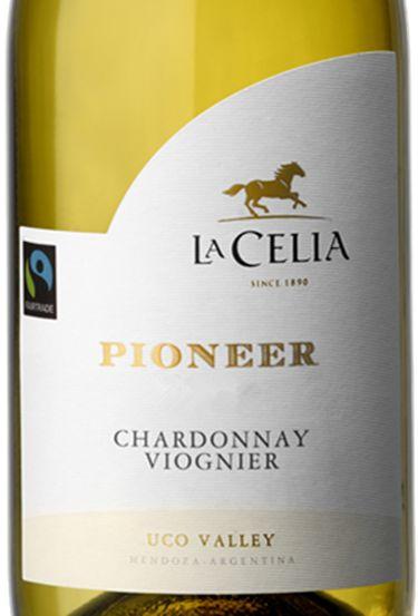拉希莉亚先锋霞多丽维欧尼干白Finca La Celia Pioneer Chardonnay-Viognier