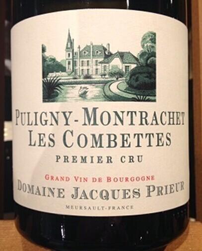 雅克普利尔综合干白Domaine Jacques Prieur Les Combettes