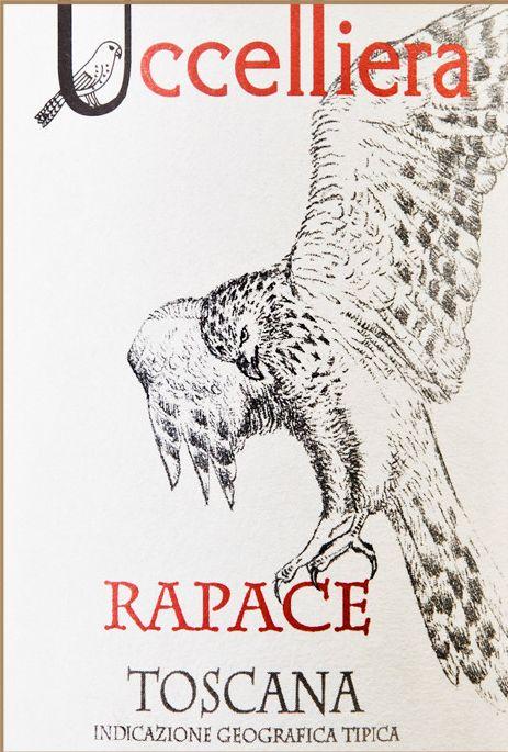 乌鹊阿帕奇干红Uccelliera Rapace Toscana
